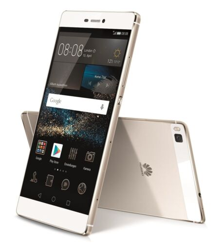 "Huawei P8 Gold GRA-UL00 Dual SIM (FACTORY UNLOCKED) 5.2"" Full HD ,16GB"