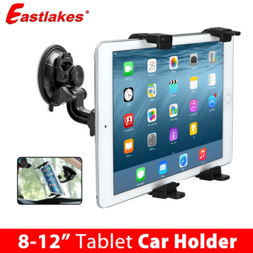 """360° Car Suction Mount Holder For Samsung Galaxy Tab A 10.1"""" T510/8.0"""" T290/T295"""