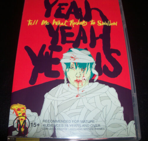 Yeah Yeah Yeah's Live at The Filmore (Australia All Region) - DVD - Like New