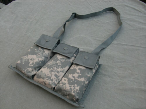 Molle II Six  Magazine Bandoleer ACU Digital Camo Pattern - Excellent conditionPouches - 158437