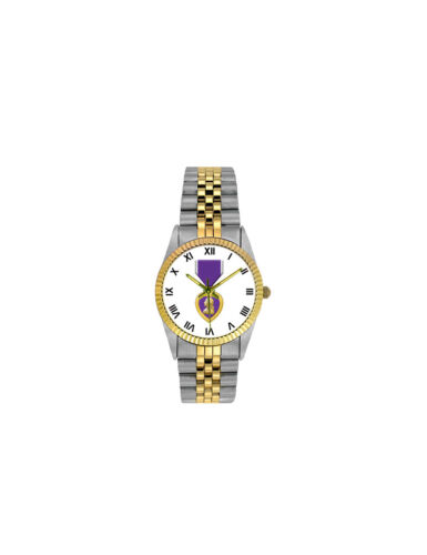 Purple Heart Stainless Steel Womens WatchOther Militaria - 135