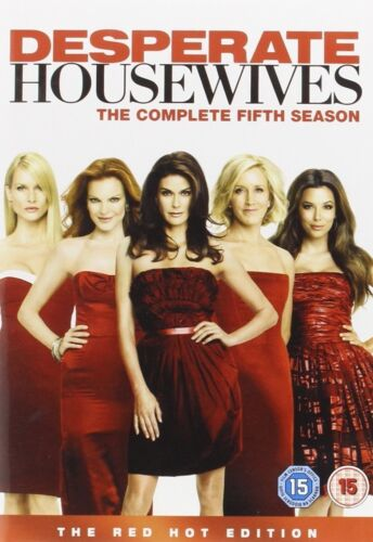 Desperate Housewives - The Complete Season Series 5 DVD R4