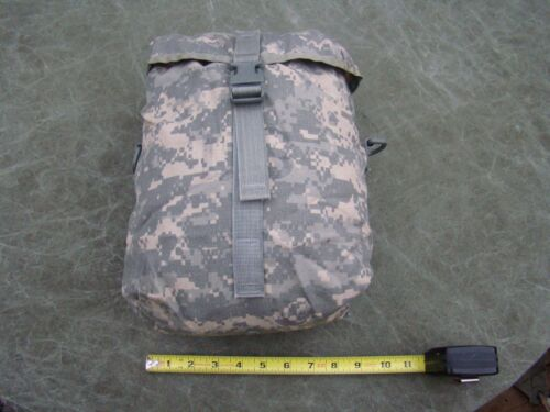 MOLLE II Sustainment Pouch US Army ACU Universal Digital Camo - usedPouches - 158437