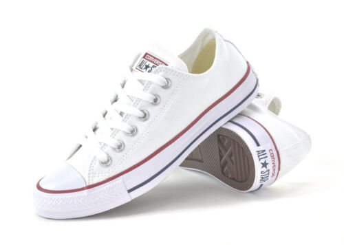 Converse CT All Star Ox - Optical White - M7652C - Unisex Sneakers - Brand New