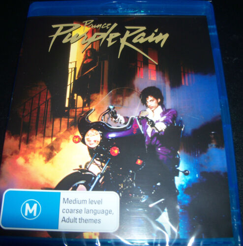 Prince Purple Rain (Australian Region B Bluray) Blu-ray - NEW