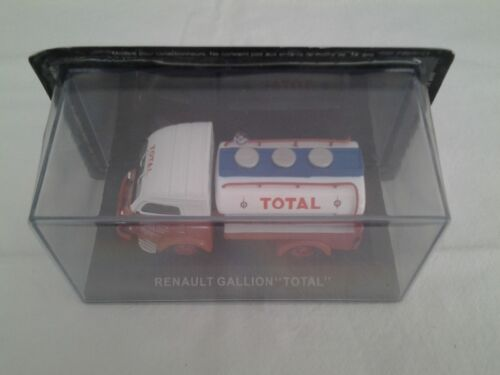 Camion Renault Gallion - 1/43 - Total