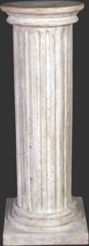 Fluted Column round  Resin