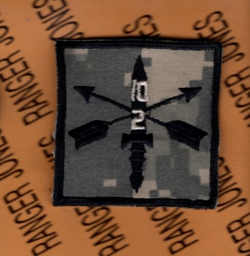 2nd Bn 10th Special Forces Group AIRBORNE SFGA ACU HCI Helmet Cover patchOther Militaria - 135