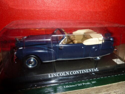 SERIE PRESSE VOITURE LINCOLN CONTINENTAL