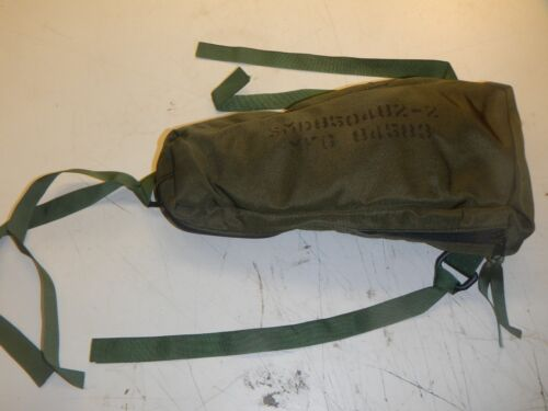 AN//PVS-4 AN//TVS-5 NIGHT VISION GOGGLE MILITARY OLIVE DRAB NYLON CARRIER CASE