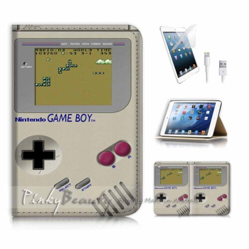 ( For iPad mini 4 ) Smart Cover & Base Case P3305 Game Boy