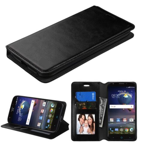Wallet Case for Motorola Droid Turbo XT1254 Pu Leather Case Wallet Kickstand
