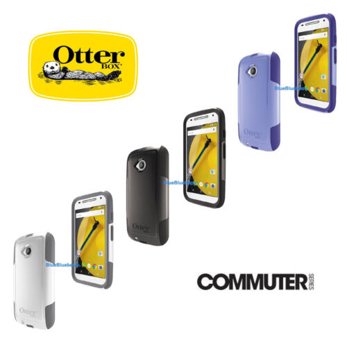 OtterBox Commuter Series Case for Motorola Moto E 2nd Generation Cell Phones