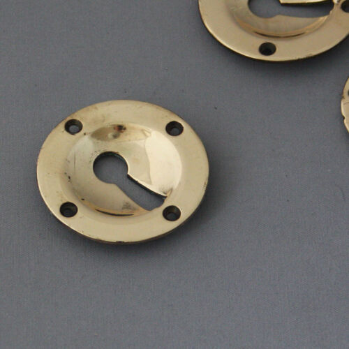 Early 1900s Open Escutcheons