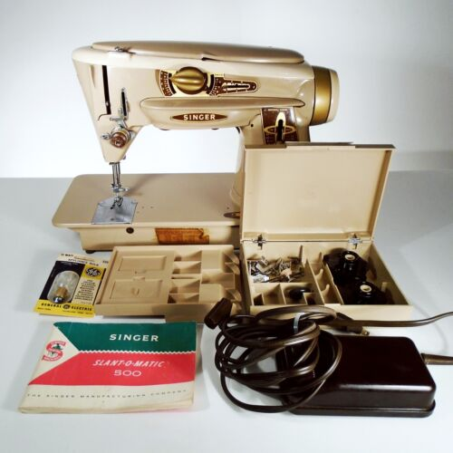 Vintage Singer Sewing Machine Sewing 1930 Now Antiques Us