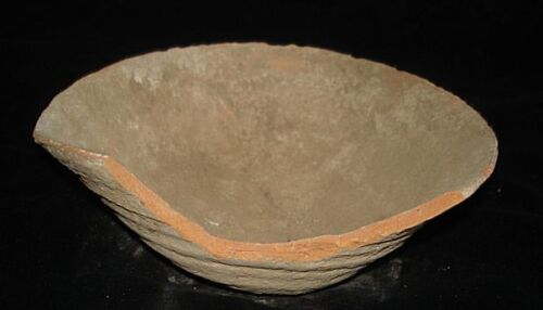 LARGE ANCIENT BOWL  3000BC!  EARLY BRONZE AGE