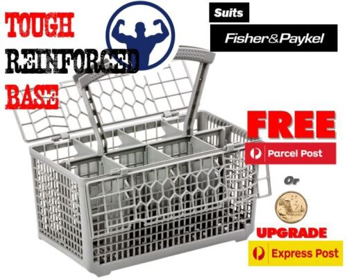 Fisher & Paykel F&P Dishwasher cutlery basket replacement. Very strong base