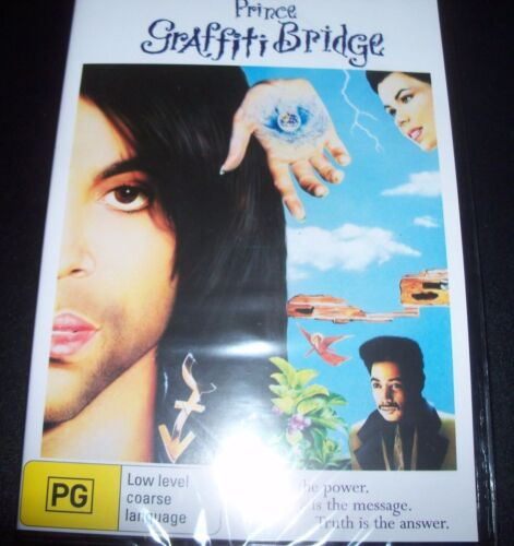 Graffiti Bridge - Prince - (Australia Region 4) DVD - NEW