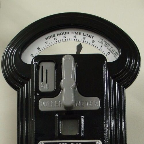 Hour Meter Made In Usa : Duncan meter antiques us