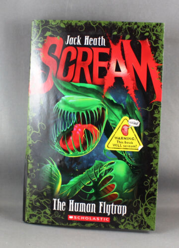 The Human Flytrap by Jack Heath - Brand New Paperback