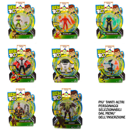Ben 10 italy it for Bracciale ben ten