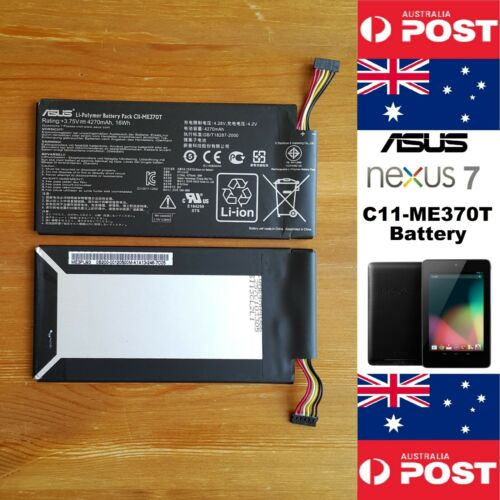 Original ASUS Google Nexus 7 (1st Gen 2012)  C11-ME370T Battery 4270mAh Local