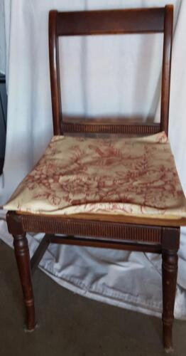 Wonderful Early 20th Century Side Chair - NEEDS NEW UPHOLSTERY - GREAT BONES