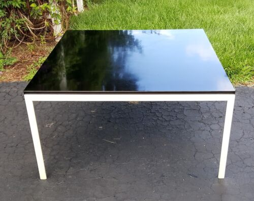 Early Florence Knoll T-Angle Coffee Table by Knoll Associates 1950's