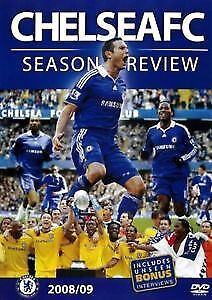 NEW Chelsea FC Season Review 2008/2009 (DVD) brand new sealed!