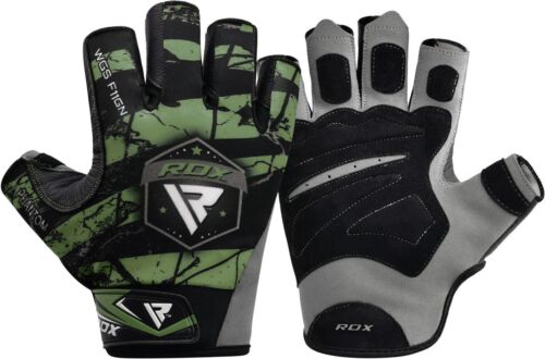 Fitness & Jogging Boxen Rdx Sports Fitness Handschuhe Gewichtheben Kkrafttraining Gym Training De