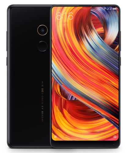 "Xiaomi Mi Mix 2 128GB Black (FACTORY UNLOCKED) 5.99"" 6GB Ram 12MP Dual Sim"