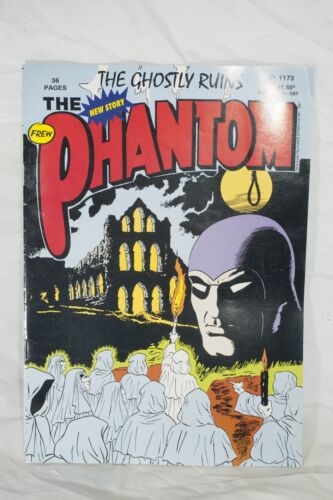 The Phantom Comic Book No. 1173 - The Ghost Ruins Frew Publications