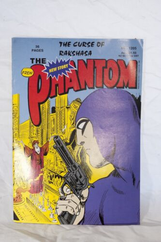 The Phantom Comic Book No. 1205 - The Curse of Rakshasa Frew Publications
