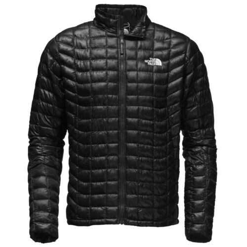 NEW The North Face Men's Thermoball Jacket Insulated Coat TNF Black