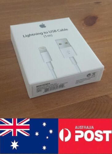Genuine Original Apple Lightning to usb cable 1m MD818ZM/A - Local Seller 1