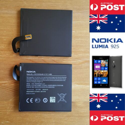 Original NOKIA LUMIA 925 Battery BL-4YW 2000mAh Good Quality - Local Seller