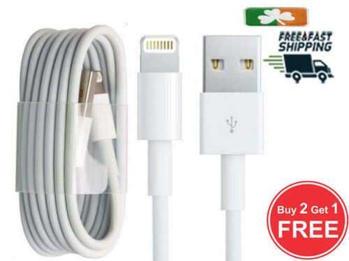 TOP Quality Fast USB Charging Cable For iPhone6/7/8/X/11/12/13 iPad Data Charger