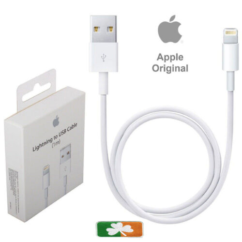 100% GENUINE APPLE IPHONE 5/6/7/8/X/XR/11/12/13 PRO LIGHTNING USB CHARGER CABLE
