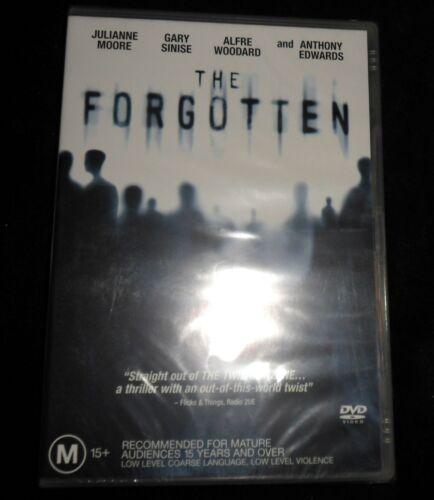 The Forgotten (DVD, 2005) B/New Sealed