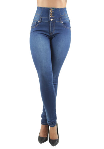Colombian Design, Butt Lift, Levanta Cola, High Waist, Skinny Jeans (ML1)