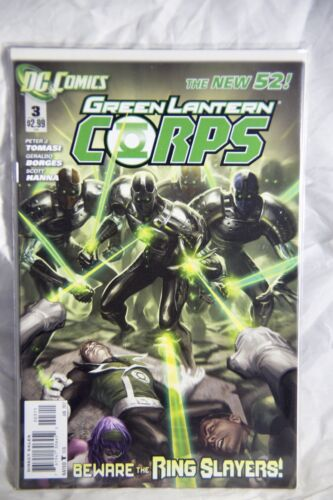 DC Comics Green Lantern Corps (The New 52) Issue#3