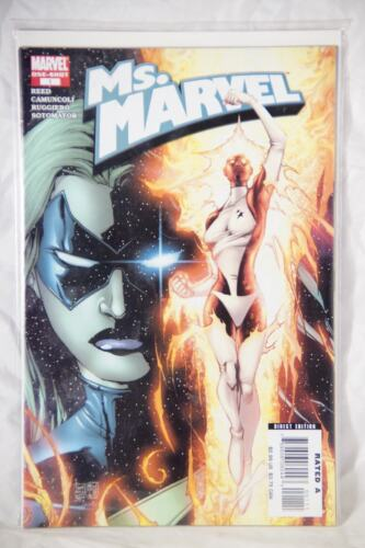 Ms. Marvel Marvel One-Shot Comic Issue #1