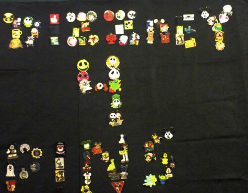 Disney Pin BOGO Trading lot buy 25 receive 50 100% tradable Fast Shipping