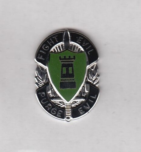 US Army Supreme Headquarters Allied Powers Europe SHAPE crest DUI badge G-23