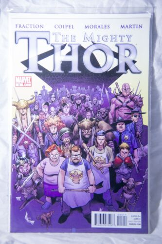 The Mighty Thor Marvel Comic Book Issue #5