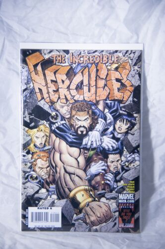 The Incredible Hercules Marvel Comic Book Issue #114