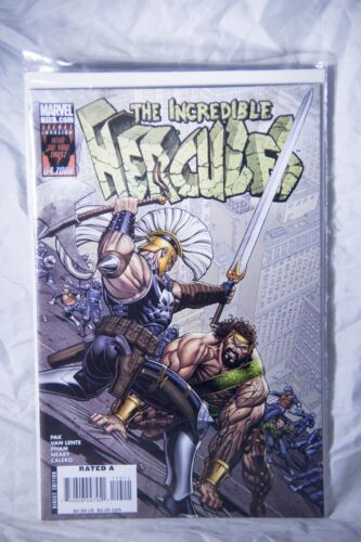 The Incredible Hercules Marvel Comic Book Issue #115