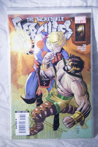 The Incredible Hercules Marvel Comic Book Issue #116