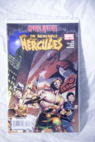 The Incredible Hercules Marvel Comic Book Issue #127 - Dark Reign