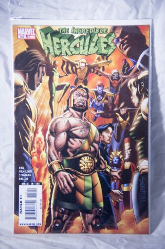 The Incredible Hercules Marvel Comic Book Issue #129